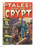 Golden Age (1938-1955):Horror, Tales From the Crypt #26 (EC, 1951) Condition: VG+. Wally Woodcover (his second cover for EC). Jack Davis, Graham Ingels, a...