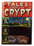 Golden Age (1938-1955):Horror, Tales From the Crypt #28 (EC, 1952) Condition: FN. Great cover artby Al Feldstein. Jack Davis, Joe Orlando, Jack Kamen, and...
