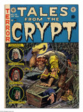 Golden Age (1938-1955):Horror, Tales From the Crypt #29 (EC, 1952) Condition: FN+. Jack Daviscover. Jack Kamen, Davis, Joe Orlando, and Graham Ingels art....
