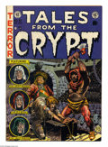 Golden Age (1938-1955):Horror, Tales From the Crypt #31 (EC, 1952) Condition: FN. Gruesomehand-amputation cover, by Jack Davis. Interior art by Davis, Jac...