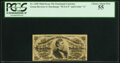 Fractional Currency:Third Issue, Fr. 1298 25¢ Third Issue PCGS Choice About New 55.. ...