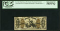 Fractional Currency:Third Issue, Fr. 1364 50¢ Third Issue Justice PCGS Choice About New 58PPQ.. ...
