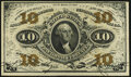 Fractional Currency:Third Issue, Fr. 1255 10¢ Third Issue New.. ...