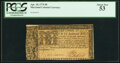 Colonial Notes:Maryland, Maryland April 10, 1774 $8 PCGS About New 53.. ...