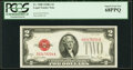 Small Size:Legal Tender Notes, Fr. 1508 $2 1928G Legal Tender Note. PCGS Superb Gem New 68PPQ.. ...