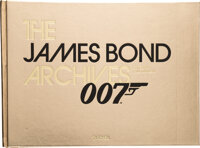 Paul Duncan. The James Bond Archives. London: Taschen, 2012. Numbered Limited Edition of 500. <