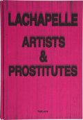 """Books:Photography, David LaChapelle. Artists and Prostitutes. Los Angeles: Taschen, 2005. Hardcover. Limited edition, numbered """"0072"""" o... (Total: 2 Items)"""
