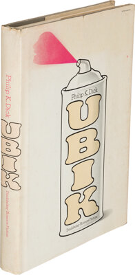 Philip K. Dick. Ubik. Garden City: Doubleday & Company, Inc., 1969. First edition