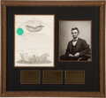 Autographs:U.S. Presidents, Abraham Lincoln Military Appointment Signed ...