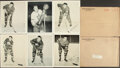 Hockey Cards:Lots, 1945-64 Quaker Oats Canadians & Maple Leafs Hockey Photos Collection (45). ...