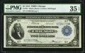 Large Size:Federal Reserve Bank Notes, Fr. 767 $2 1918 Federal Reserve Bank Note PMG Choice Very Fine 35 EPQ.. ...