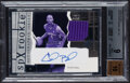 Basketball Cards:Singles (1980-Now), 2003-04 SPx Chris Bosh Rookie Jersey Autograph #154 BGS Mint 9, Auto 10 - Serial Numbered 185/750. ...