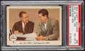 """Baseball Cards:Singles (1950-1959), 1959 Fleer Ted Williams """"Ted Signs For 1959"""" #68 PSA EX-MT 6...."""