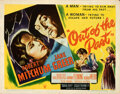 Movie Posters:Film Noir, Out of the Past (RKO, 1947). Folded, Fine/Very Fine.
