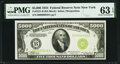 Small Size:Federal Reserve Notes, Fr. 2221-B $5,000 1934 Federal Reserve Note. PMG Choice Uncirculated 63 EPQ.. ...