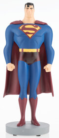 Animation Art:Maquette, Superman: The Animated Series Limited Edition Maquette Statue #136 (Warner Brothers, 1996)....