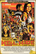 "Movie Posters:Action, Hell Ride (Dimension, 2008). Rolled, Very Fine. One Sheet (27"" X 40"") SS. Action.. ..."