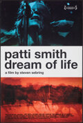 "Movie Posters:Documentary, Patti Smith: Dream of Life (Palm Pictures, 2008). Rolled, Very Fine+. Mini Poster (15.75"" X 23.75"") SS. Documentary.. ..."