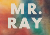 Ed Ruscha (b. 1937) Mr. Ray, 1975 Offset lithograph in colors on wove paper 13-3/4 x 20-1/4 inche