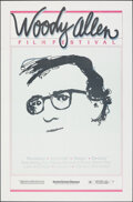 "Movie Posters:Comedy, Woody Allen Film Festival (United Artists Classics, 1981). Folded, Fine-. One Sheet (27"" X 41"") Linda Stauger Artwork. Comed..."