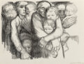Prints & Multiples, Käthe Kollwitz (1867-1945). Mütter, 1919. Lithograph on paper. 20-1/4 x 27-1/4 inches (51.4 x 69.2 cm) (sheet). Signed a...