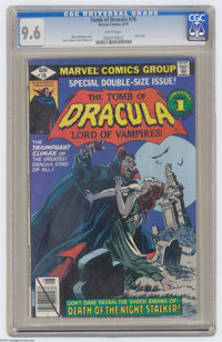 Tomb of Dracula #70 (Marvel, 1979) CGC NM+ 9.6 White pages. Last issue of the title. Gene Colan cover and art. Only four...