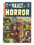 Golden Age (1938-1955):Horror, Vault of Horror #30 (EC, 1953) Condition: FN+. Dismemberment coverby Johnny Craig. Craig, Jack Davis, and Graham Ingels int...