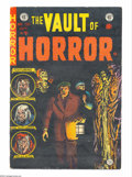 Golden Age (1938-1955):Horror, Vault of Horror #38 (EC, 1954) Condition: FN. Johnny Craig cover.Craig, Jack Davis, Bernard Krigstein, and Graham Ingels ar...