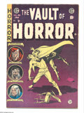 "Golden Age (1938-1955):Horror, Vault of Horror #40 (EC, 1954) Condition: Apparent FN. Overstreetnotes ""Low distribution"" for this issue. Johnny Craig cove..."