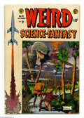 Golden Age (1938-1955):Science Fiction, Weird Science-Fantasy #25 (EC, 1954) Condition: VG/FN. Features aRay Bradbury adaptation. Al Williamson cover. Williamson, ...