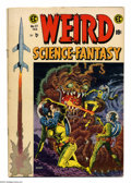 Golden Age (1938-1955):Science Fiction, Weird Science-Fantasy #27 (EC, 1955) Condition: VG+. Wally Woodcover. Wood, Reed Crandall, Marie Severin, Jack Kamen , and ...