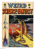 Golden Age (1938-1955):Science Fiction, Weird Science-Fantasy #28 (EC, 1955) Condition: FN. Al Feldsteincover. Wally Wood, Al Williamson, Jack Kamen, and Joe Orlan...