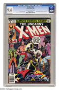 Modern Age (1980-Present):Superhero, X-Men #132 (Marvel, 1980) CGC NM+ 9.6 Off-white to white pages. TheHellfire Club mops up the X-Men in this classic by Chris...