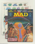 Magazines:Humor, Mad Group (EC, 1976-2001) Condition: Average NM-. This groupincludes #200-204, 309, 311, 313, 314, 315, 316, 317, 318, 319,...(Total: 22 items Item)