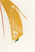 Prints & Multiples, Helen Frankenthaler (1928-2011). What Red Lines Can Do (five works), 1970. Screenprints in colors on Arches handmade pap... (Total: 5 Items)