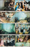 """Movie Posters:Action, The Poseidon Adventure (20th Century Fox, 1972). Overall: Very Fine-. Lobby Card Set of 8 (11"""" X 14""""). Action.. ... (Total: 8 Items)"""