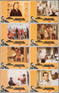 "Movie Posters:Academy Award Winners, One Flew Over the Cuckoo's Nest (United Artists, 1975). Near Mint/Mint. Lobby Card Set of 8 (11"" X 14""). Academy Award Winne... (Total: 8 Items)"