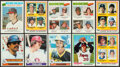Baseball Cards:Sets, 1977-1979 Topps Baseball Complete and Near Sets (3). ...