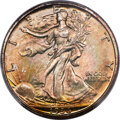 Proof Walking Liberty Half Dollars, 1936 50C PR67 PCGS. CAC....