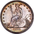 Patterns, 1873 T$1 Trade Dollar, Judd-1300, Pollock-1442, High R.7, PR63 PCGS....
