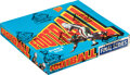 Football Cards:Unopened Packs/Display Boxes, 1972 Topps Football (3rd Series) Wax Box With 24 Unopened Packs....
