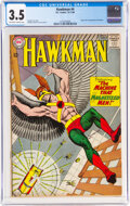 Silver Age (1956-1969):Superhero, Hawkman #4 (DC, 1964) CGC VG- 3.5 Off-white to white pages....