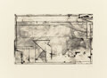 Prints & Multiples, Richard Diebenkorn (1922-1993). Untitled #2, #4, #5, and #6 (four works), 1992-93. Lithographs on Hahnemühle German ... (Total: 4 Items)