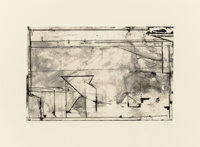 Richard Diebenkorn (1922-1993) Untitled #2, #4, #5, and #6 (four works), 1992-93 Lithogra