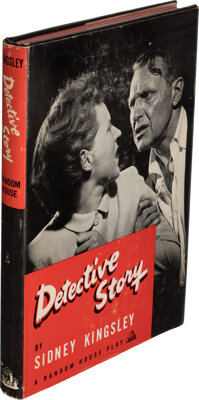 Sidney Kingsley. Detective Story. A play in three acts. New York: Random House, [194