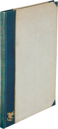 Books:Mystery & Detective Fiction, Louis Golding. Pale Blue Nightgown.[London: Corvinus Press, 1936]. First edition, signed limited edition. Presenta...
