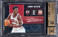 Basketball Cards:Singles (1980-Now), 2012 Elite Jimmy Butler (Rookie Inscriptions) #39 BGS Pristine 10, Auto 10. ...