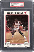 Basketball Cards:Singles (1980-Now), 1985 Interlake/Boy Scouts Michael Jordan PSA Mint 9. ...