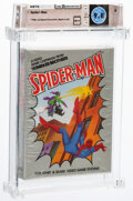 Video Games:Atari, Spider-Man - Wata 9.8 A++ Sealed, 2600 Parker Brothers 1982 USA....