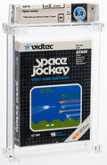 Video Games:Atari, Space Jockey - Wata 8.0 NS, 2600 US Games 1982 USA. ...